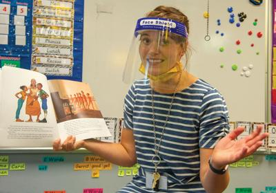 NEWEST CLASSROOM TEACHER