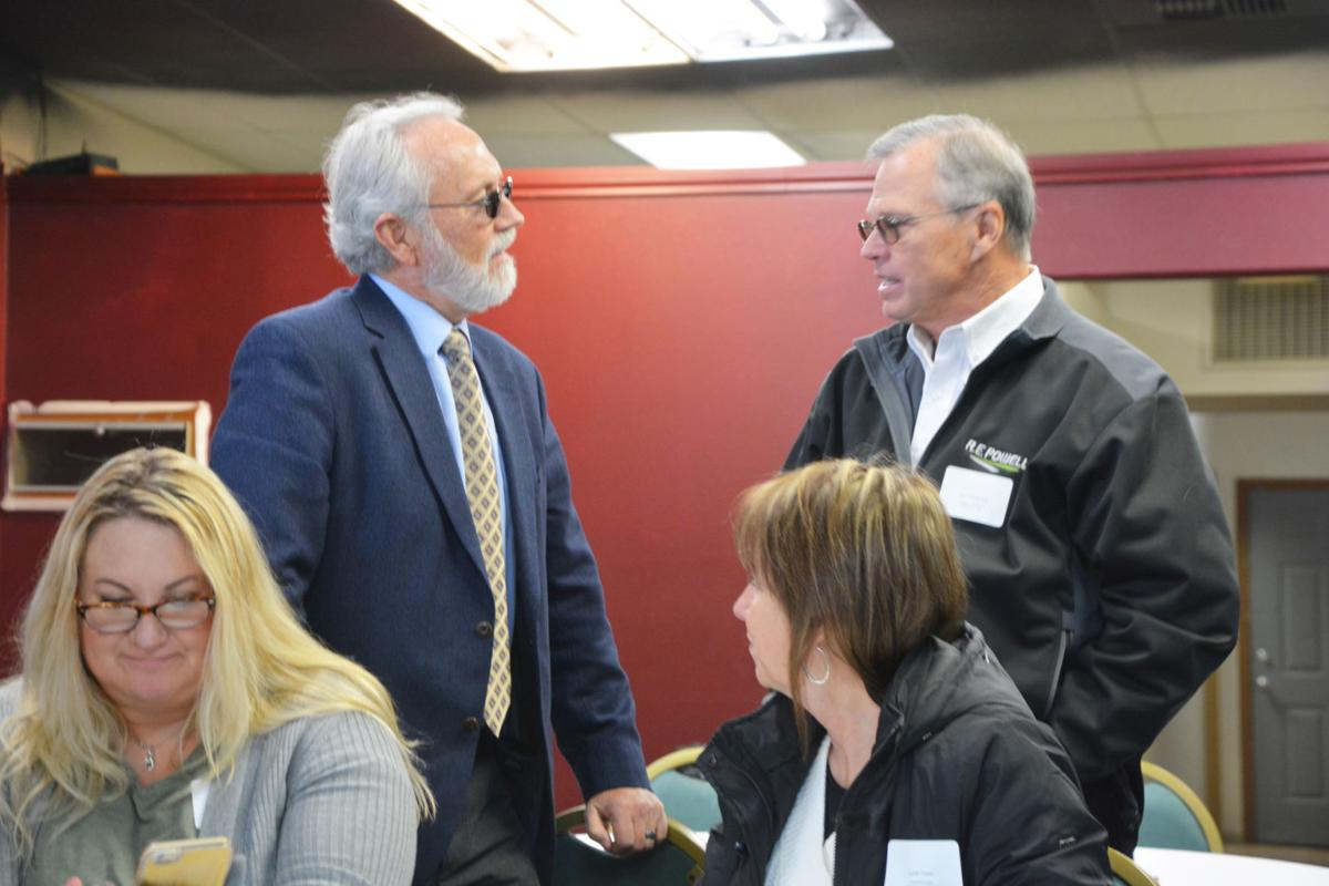 Economic development impresses Congressman
