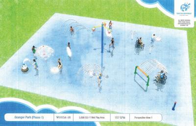 Granger Splash Park to open with fanfare