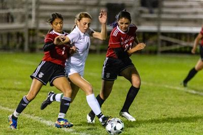 Grizzly girls soccer gets first win