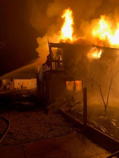 Zillah home destroyed in early morning blaze
