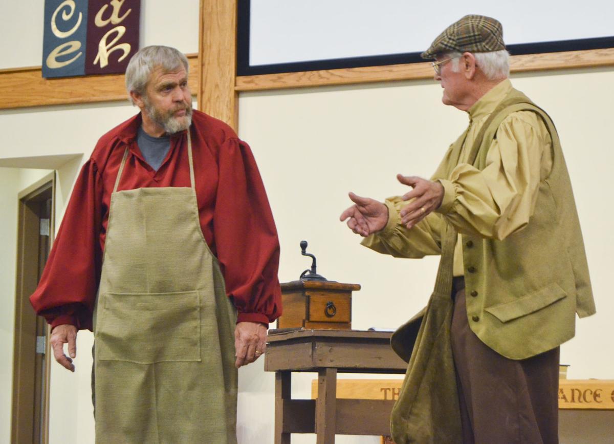 'Shoemaker' to open Dec. 12