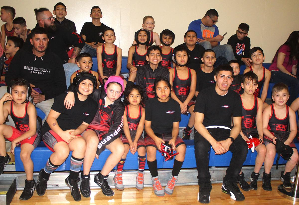 Grapplers bring home 35 medals from Yakima