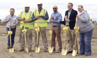 Fertilizer company adding Sunnyside plant
