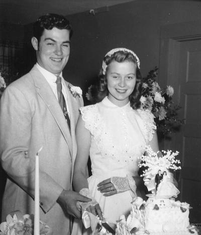 Homers mark 65 years of marriage
