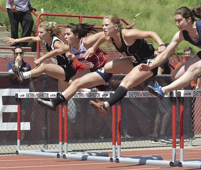 Area tracksters bring home medals