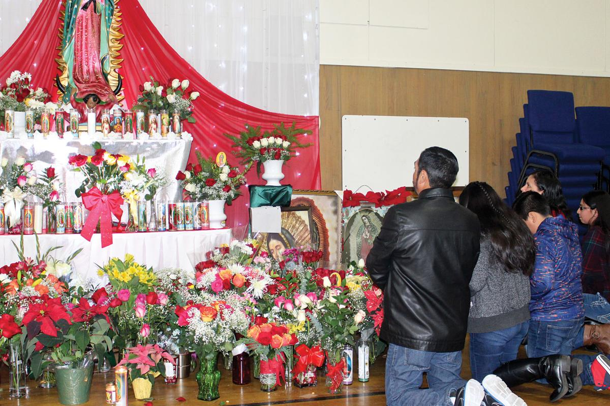 Lady of Guadalupe feast begins