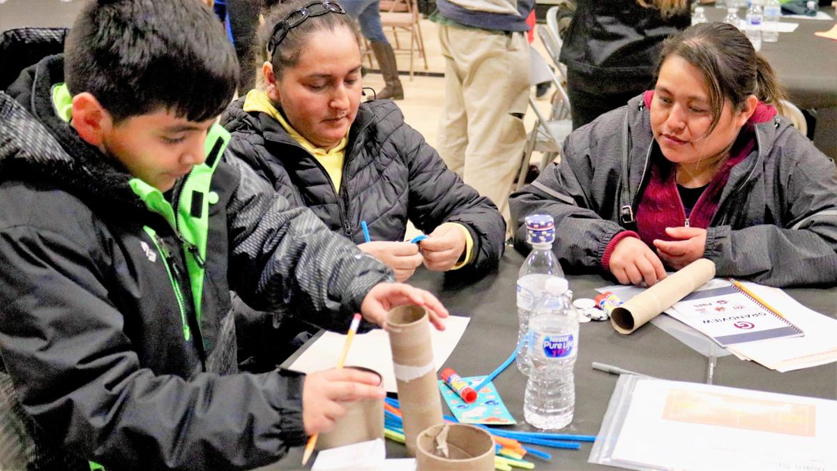 Parent University inspires creative thought