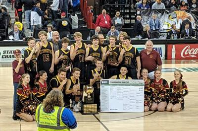 Three-peat for Knights