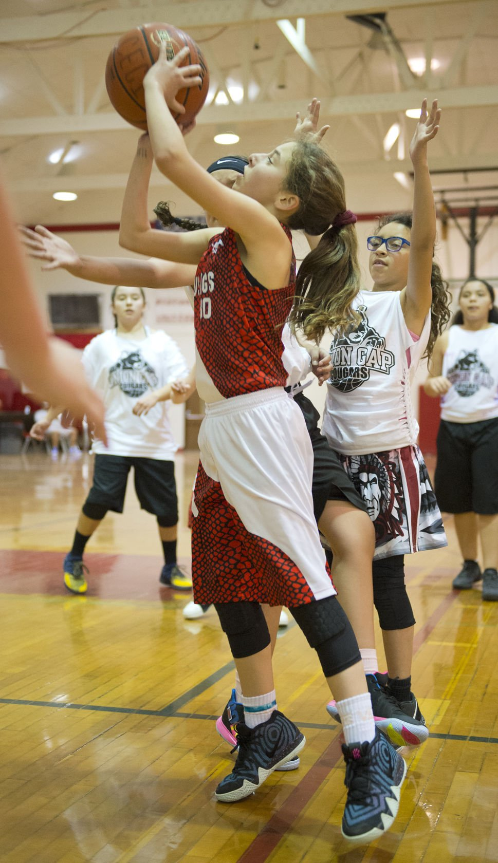 # TeamJazzy: Hoops 4 Hope inspires winning attitude