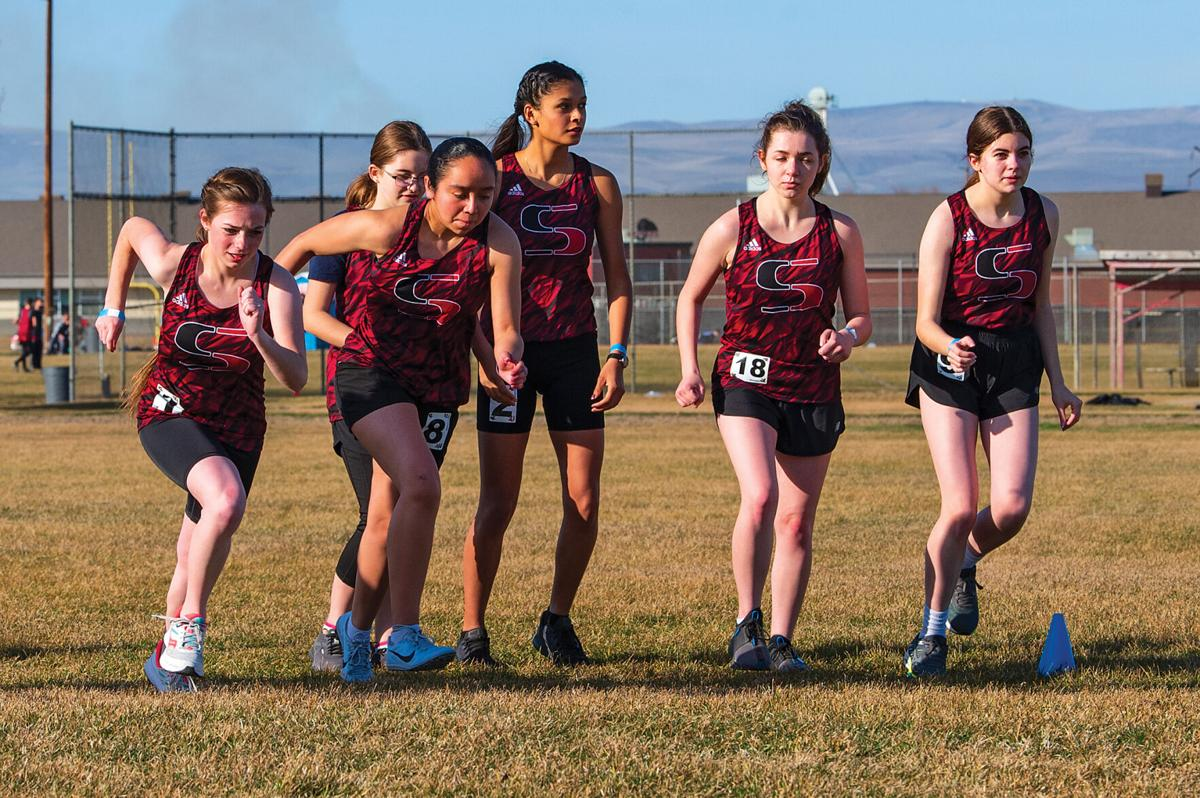 Cross country teams shine at season home opener
