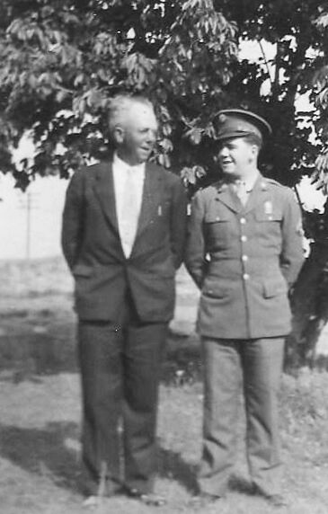 Vernon Elmer Bishop, Sunnyside Graduate and Fallen Soldier