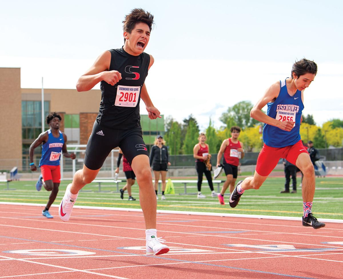 Sunnyside Grizzlies track and field teams set new school, personal records