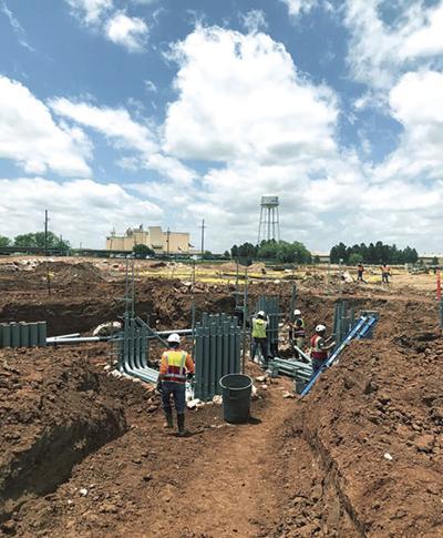 Georgia-Pacific to Break Ground on $300 Million Wallboard Plant