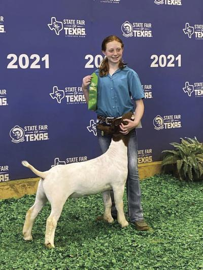 Presley Places for FFA at State Fair