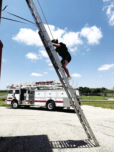 Sweetwater Fire Department Holds Physical Agility Exam