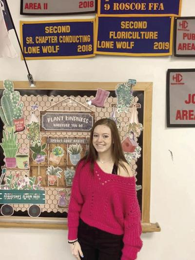 ISD, FFA  Recognize Sweetwater FFA Officers 2021-2022