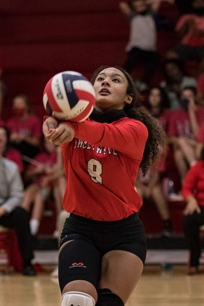 Sweetwater-Wall volleyball