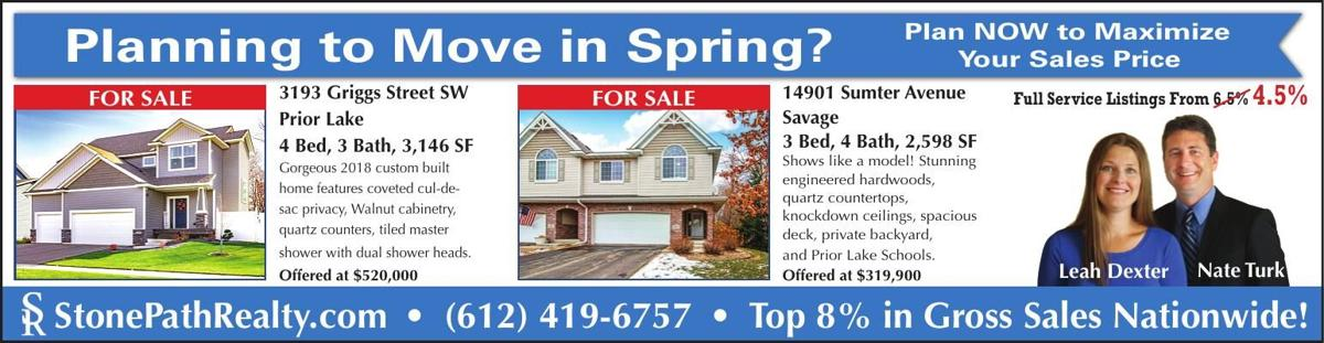 Planning to Move in Spring? FOr SaLe