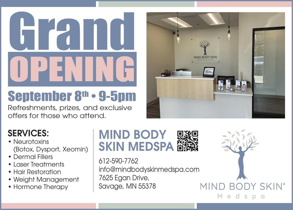 Grand OpeninG September 8th • 9-5pm