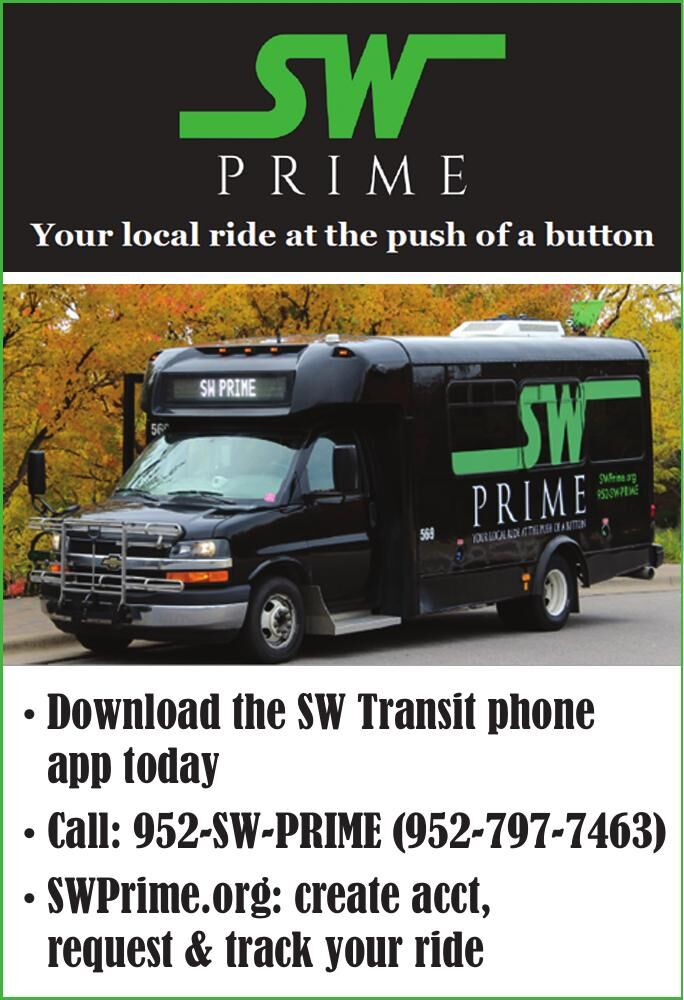 • Download the SW Transit phone app