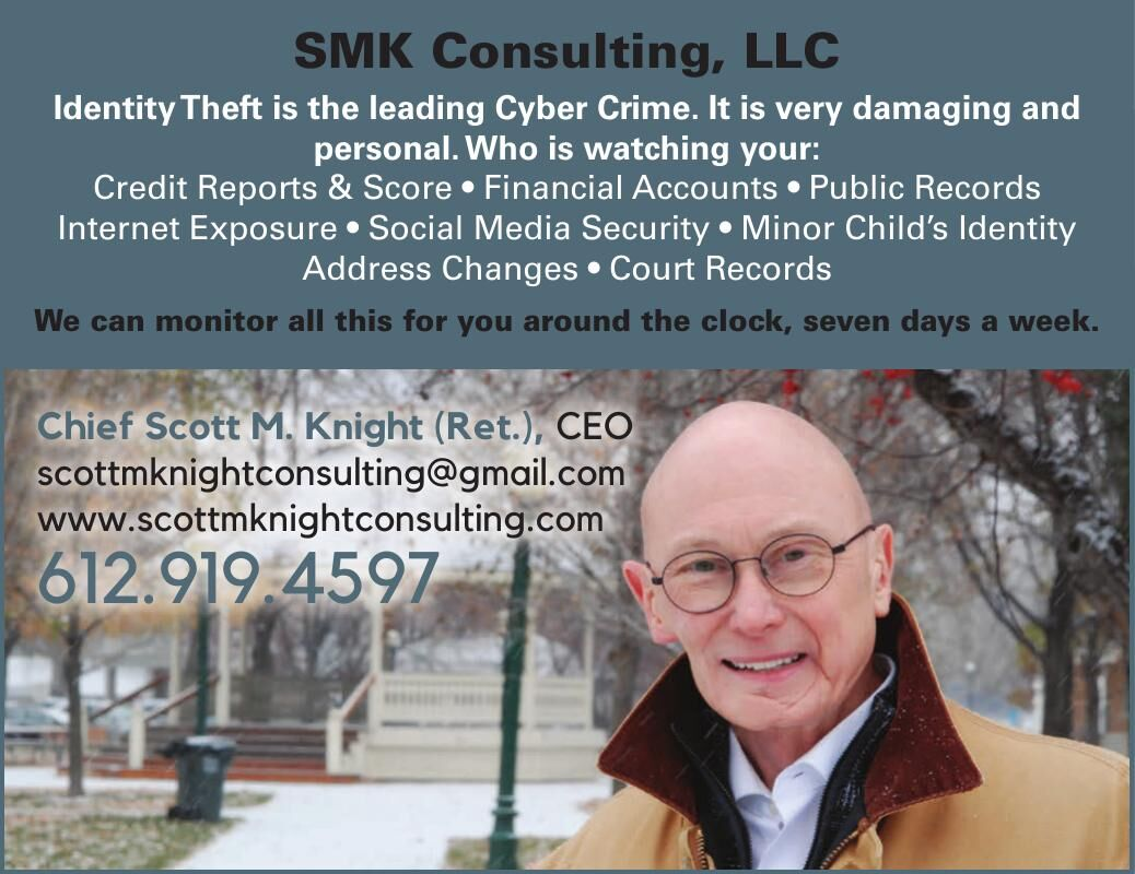 SMK Consulting, LLC Identity Theft is