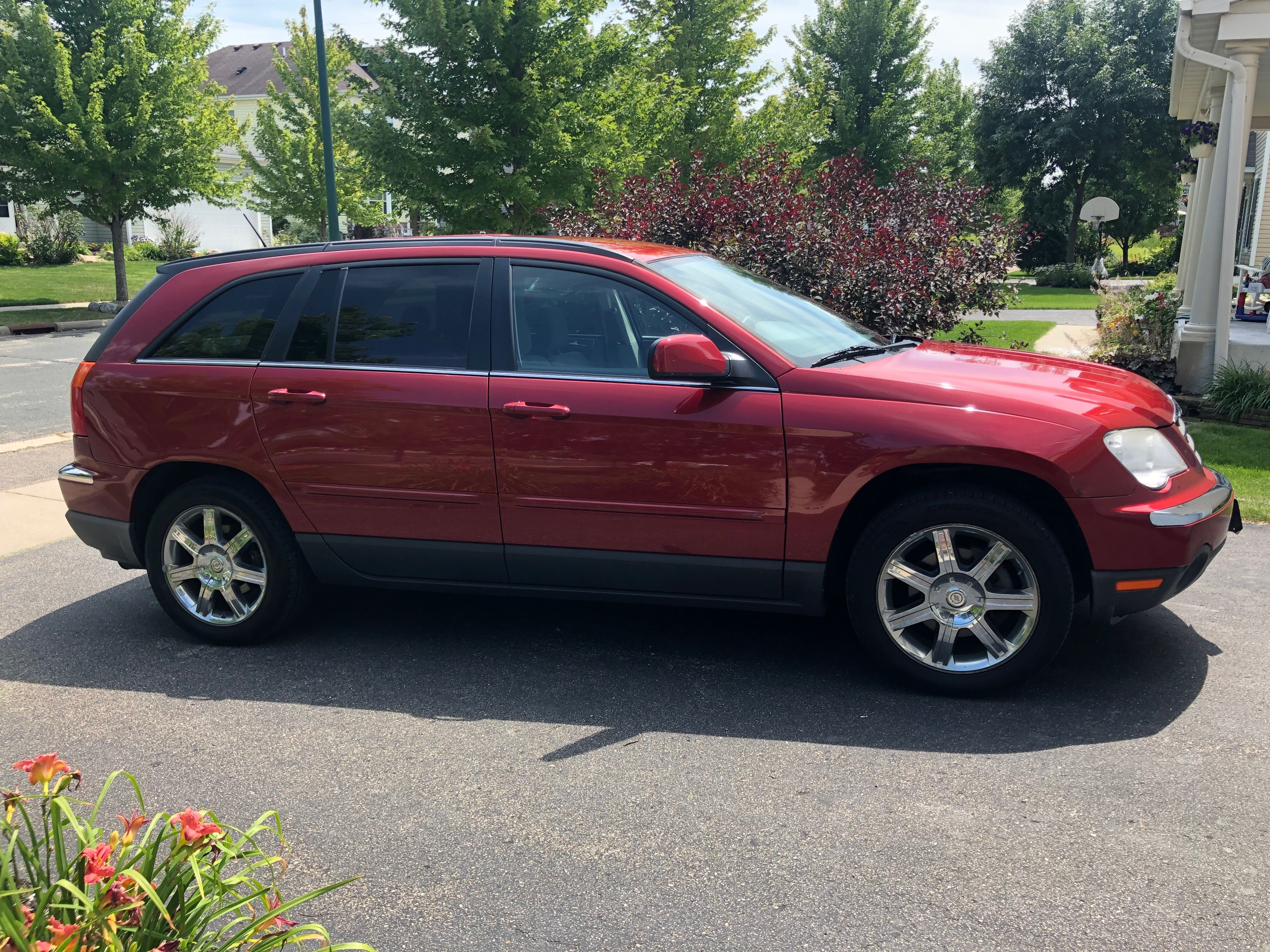 2007 Chrysler Pacifica image 1