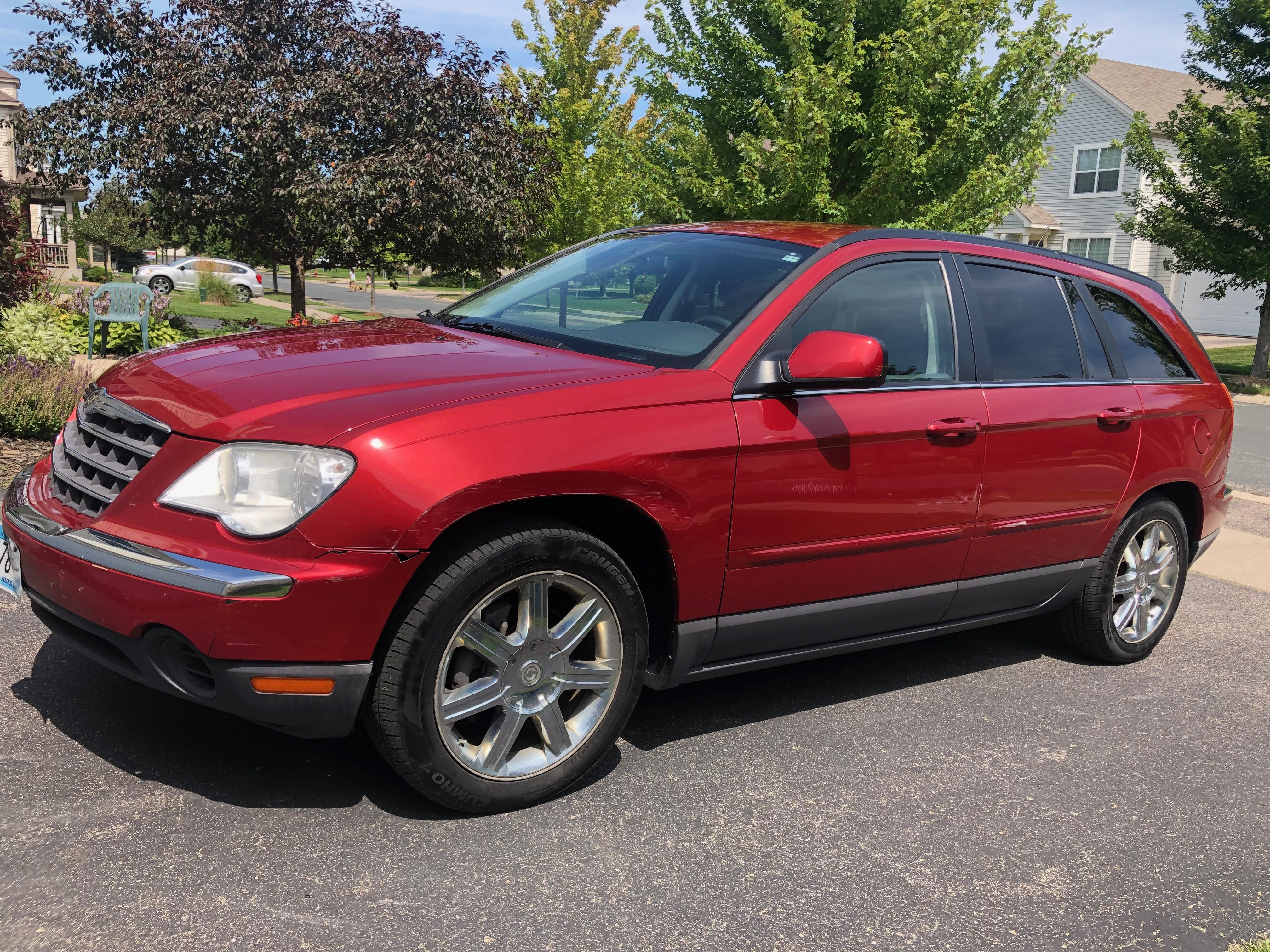 2007 Chrysler Pacifica image 2