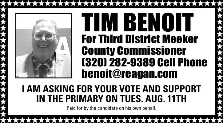Tim BenoiT For Third District meeker