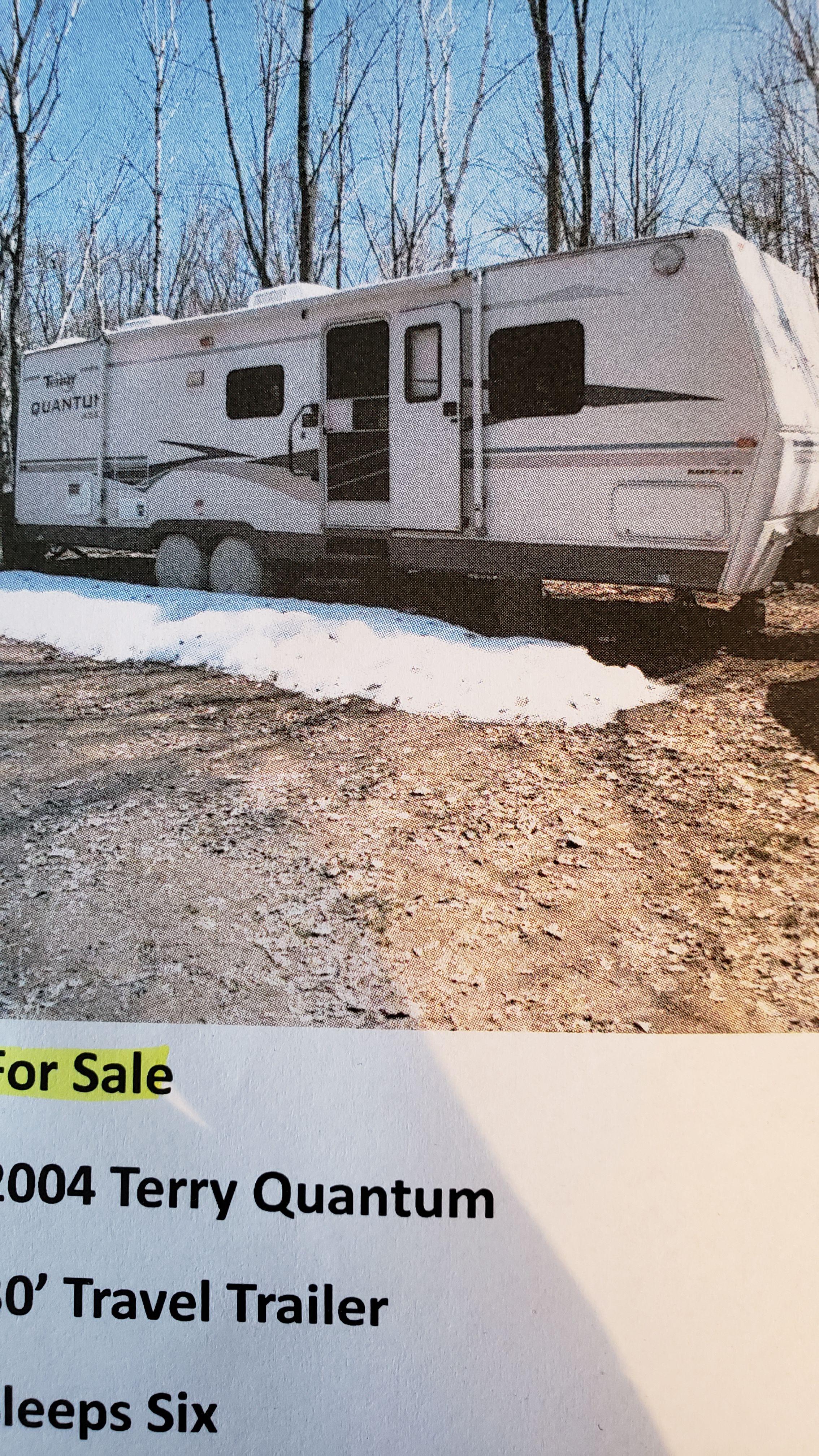 2004 Terry Quatum Camper for sale image 1