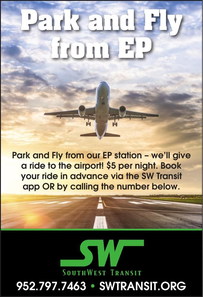 Park and Fly from EP Park and Fly from