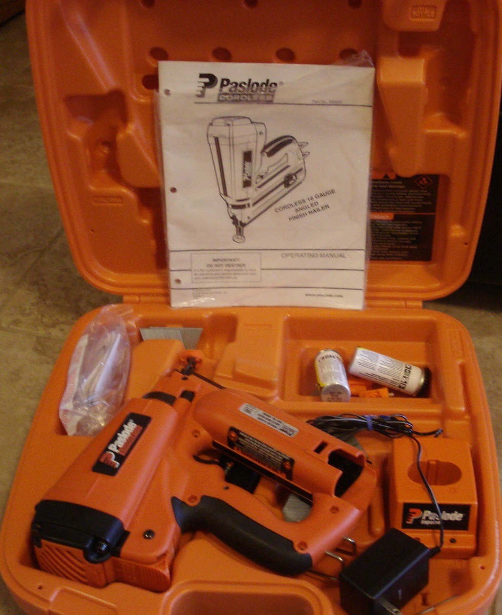 Paslode Cordless Nailers for sale. image 1