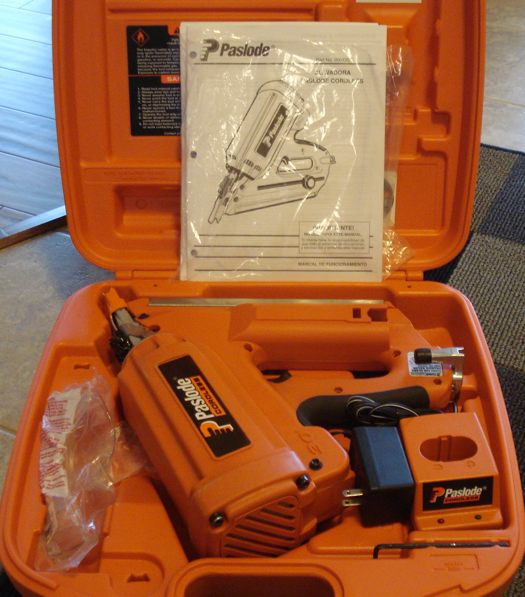 Paslode Cordless Nailers for sale. image 2