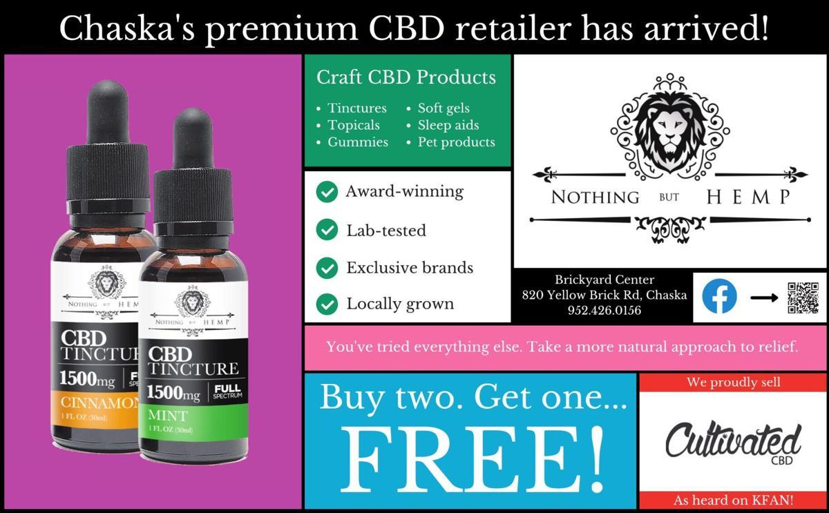 Chaska's premium CBD retailer has
