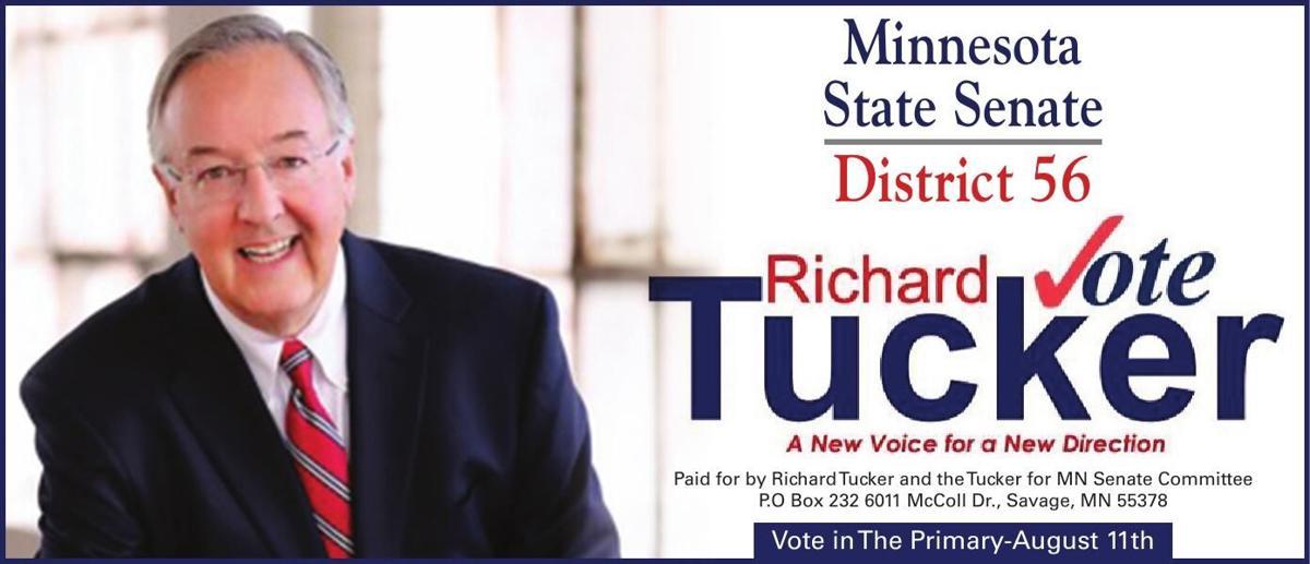 Minnesota State Senate District 56 Paid