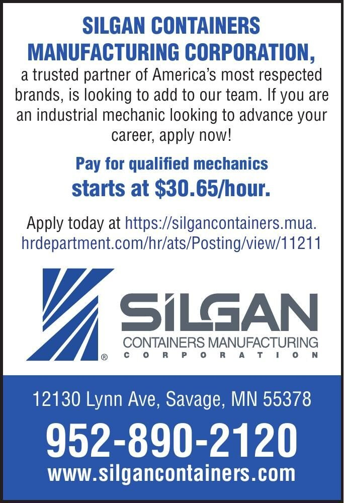 Silgan ContainerS ManufaCturing