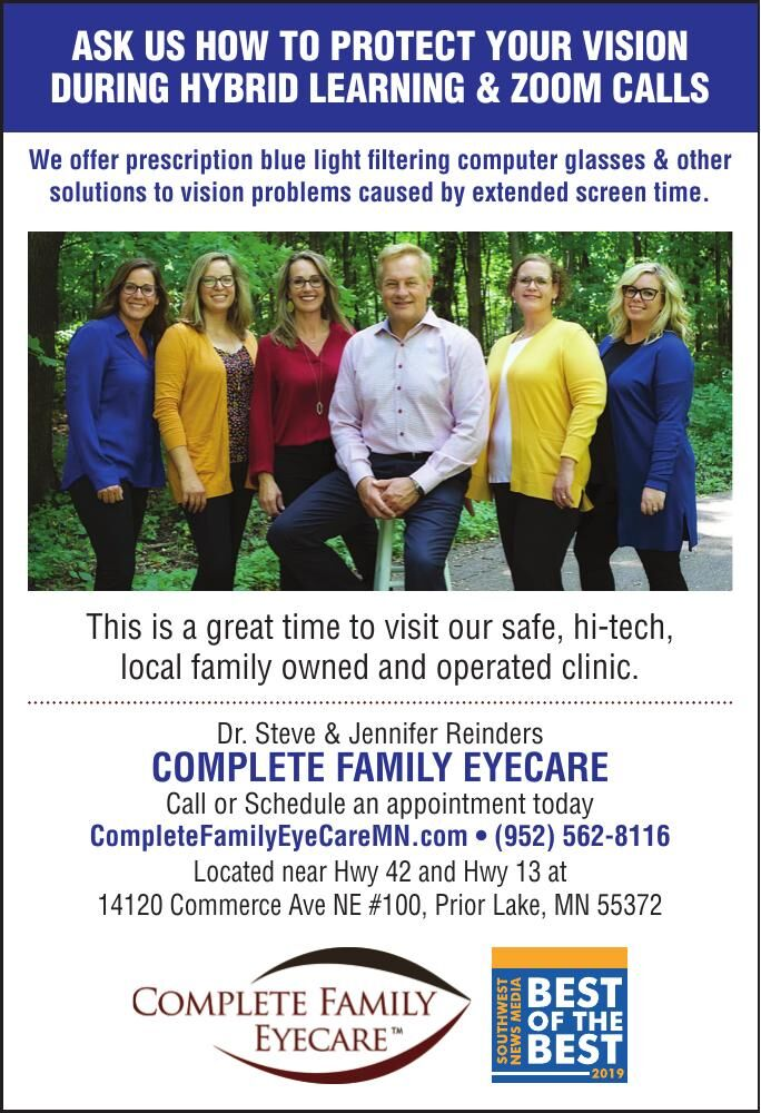 Ask Us How to Protect YoUr Vision