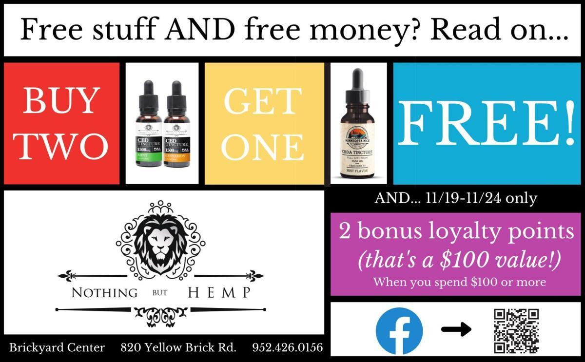 Free stuff AND free money? Read on...