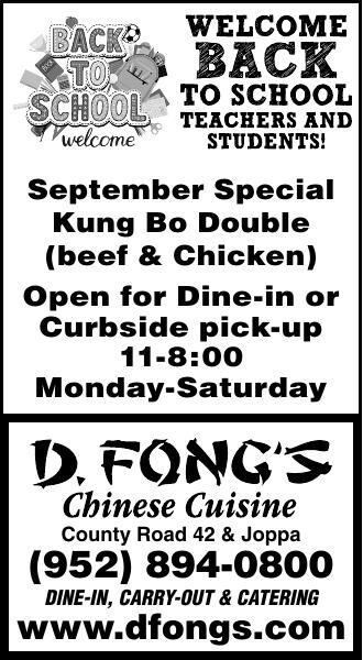 September Special Kung Bo Double (beef