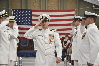 "Capt. Raymond R. ""Rich"" Delgado III"