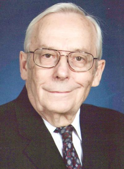 Obituary for G. Lawrence Worm