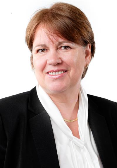 Astrid Mozes - board member, Eden Prairie Community Foundation