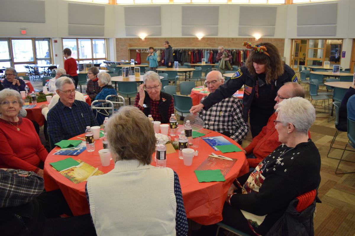 EP senior center holiday lunch 2