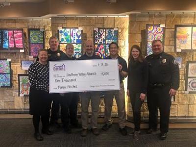 Savage Police donation