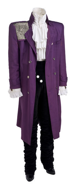 Purple Rain suit