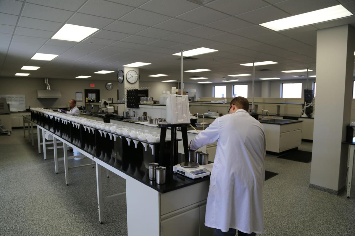 Rahr research lab