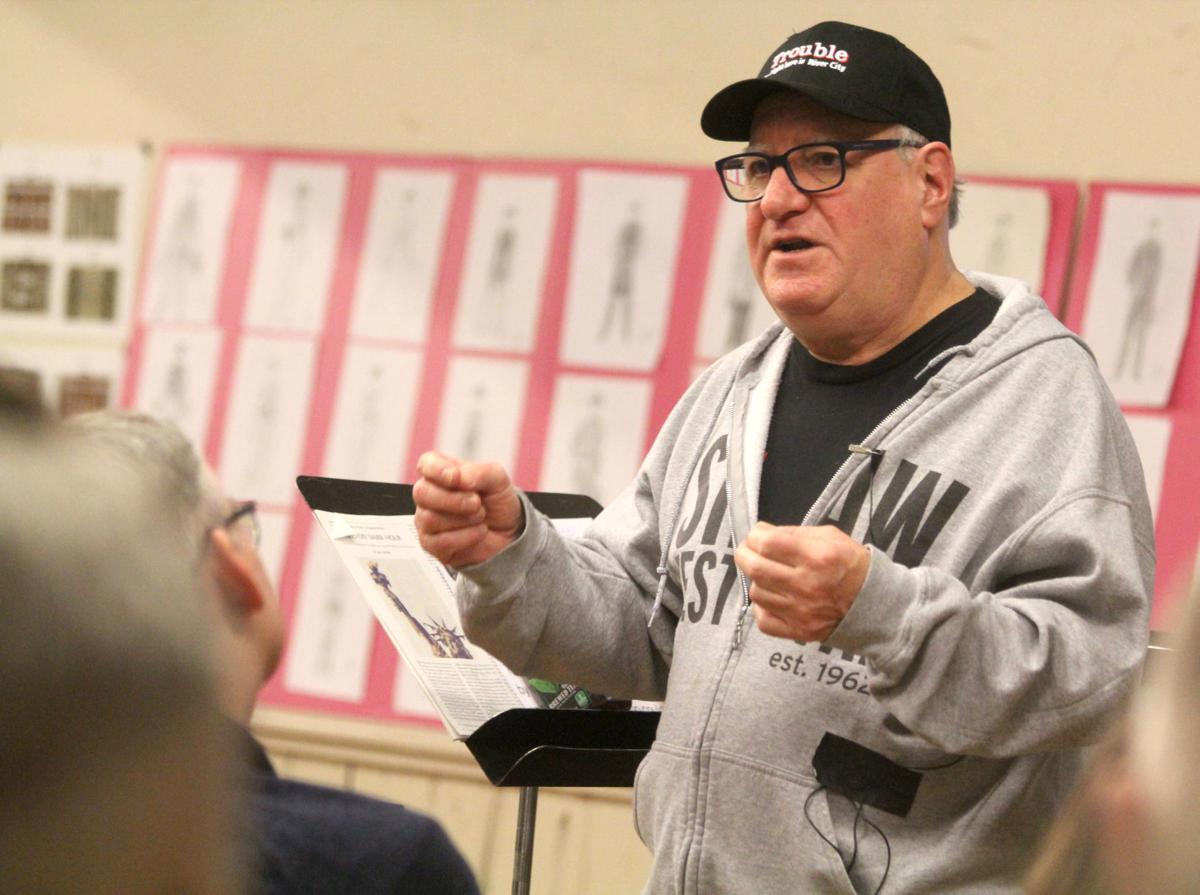 Artistic Director Michael Brindisi