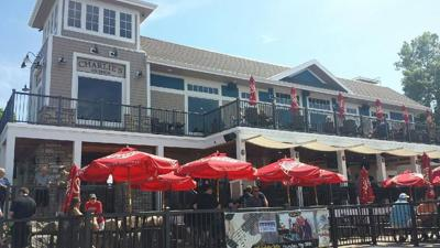 Best Patio/Rooftop: Charlie's on Prior