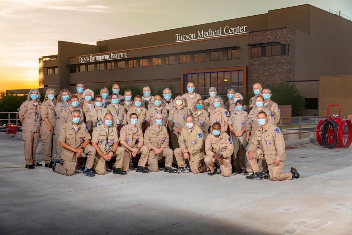 Minnesota Disaster Medical Assistance team