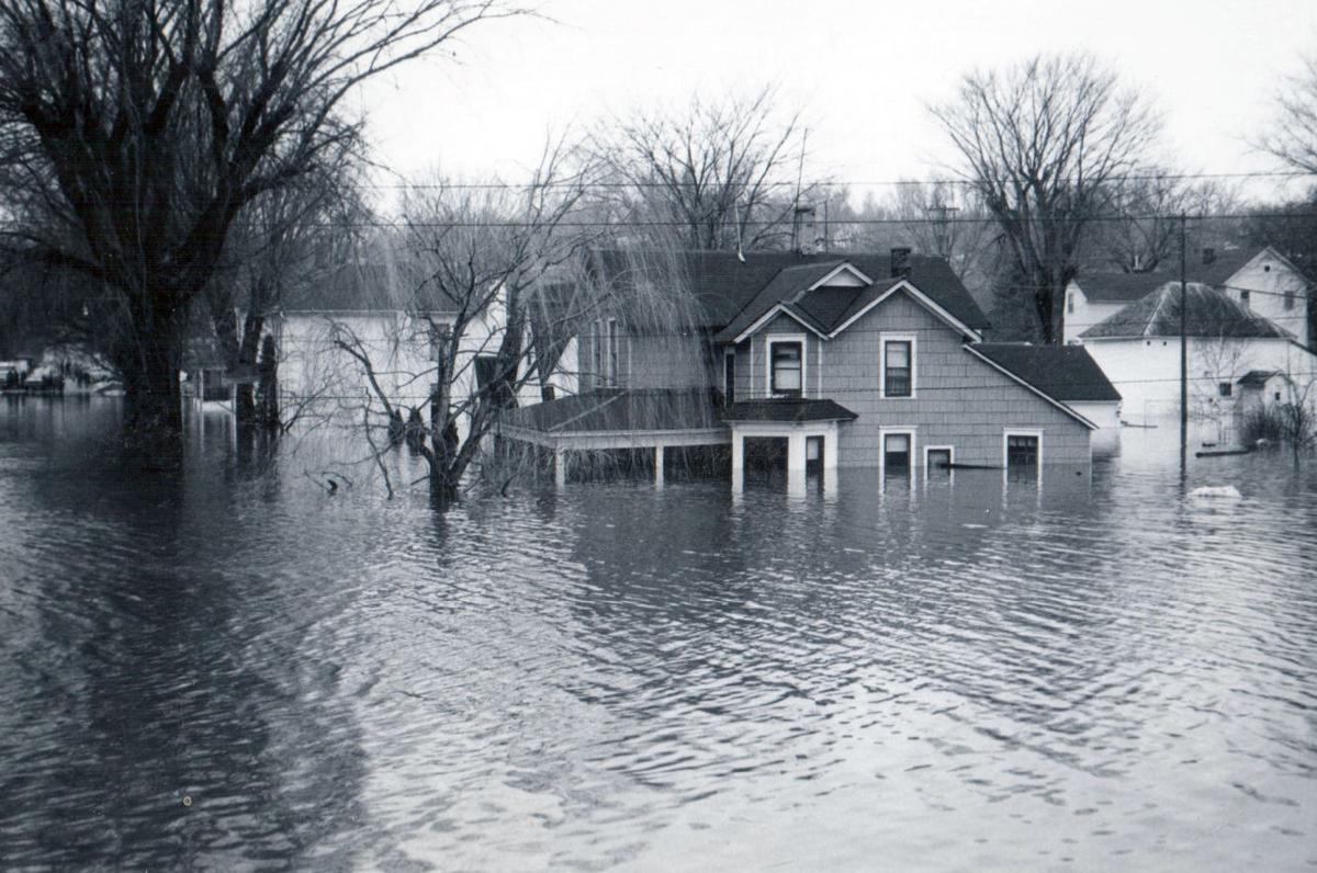 Put To The Test Remembering The Flood Of 1965 Chaska